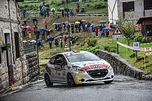 Peugeot Competition 208 Rally Pro: a Piancavallo Rovatti si prende gara e primato