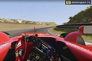 Video: Een rondje Circuit Zandvoort met een Formule 1-bolide