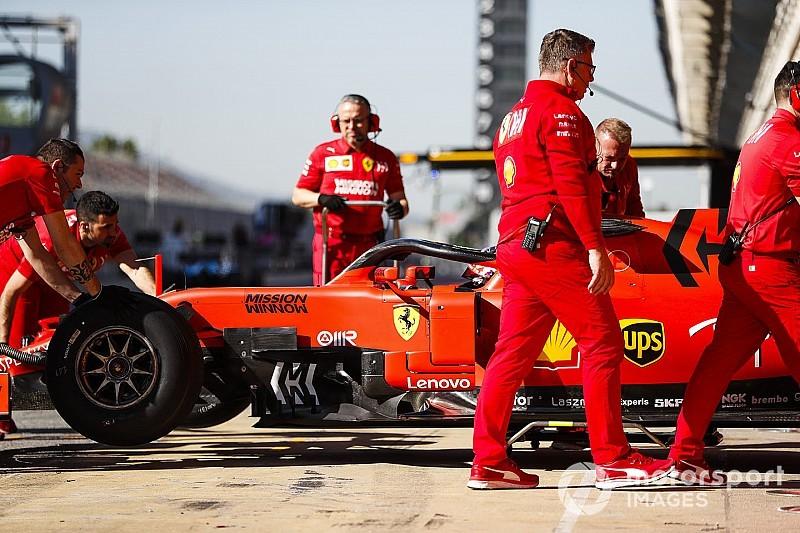 """Arrivabene : """"Il faut de la patience, forza Ferrari !"""""""