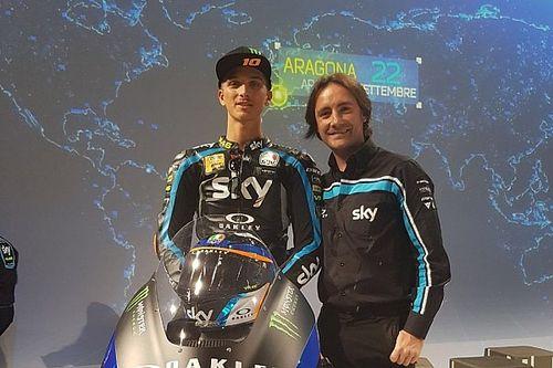 """Marini: """"Anche se dovessi essere campione del mondo, non sarei obbligato ad andare in MotoGP"""""""