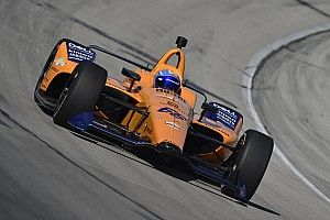 Alonso, entre los 28 pilotos confirmados por IndyCar para un test en el IMS