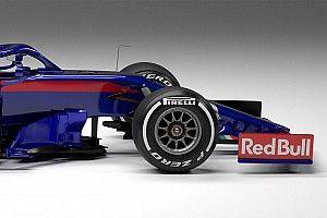 Было – стало: как изменилась машина Toro Rosso за год
