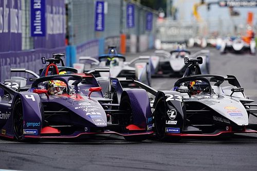 Formule E onthult nieuwe lay-out voor E-Prix van Rome