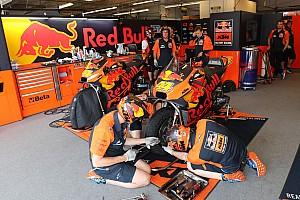 KTM tes di Le Mans, Pedrosa masih absen