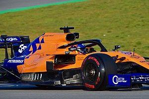 """Sainz na probleemloze dag: """"McLaren mag trots zijn"""""""