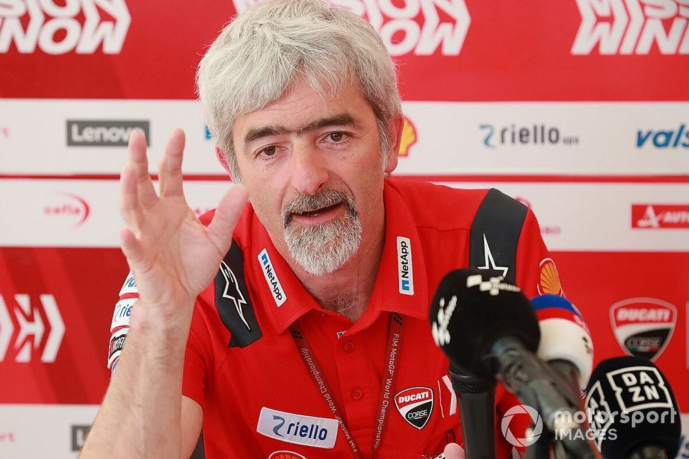 """Dall'Igna: """"Este parón beneficia a Márquez y ayuda a Honda"""""""