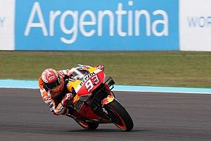 Argentina GP: Marquez leads Miller in first practice