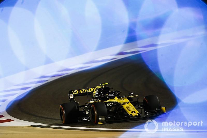 "Hülkenberg ""réaliste"", Ricciardo ""loin du rythme souhaité"""