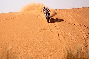 Ross Branch da la sorpresa en la segunda etapa del Dakar 2020 en motos