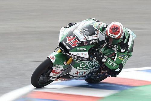 Moto2 Austria: Nagashima pole perdana, Chantra baris depan
