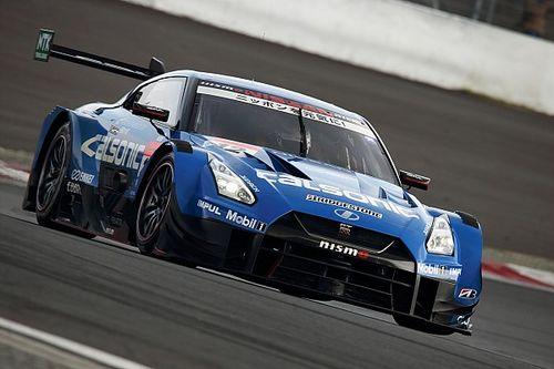 Nissan stays on top as Fuji Super GT test begins
