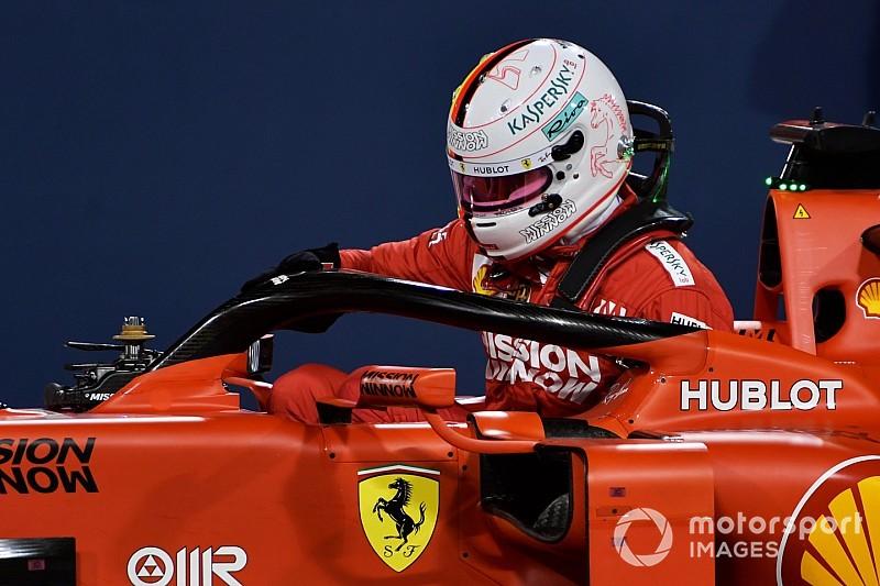 Vettel ceza almadı!