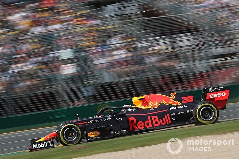 F1オーストラリアGP予選:レッドブル・ホンダのフェルスタッペンは4番手。ハミルトン84回目のPP