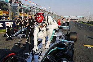 A Mercedes nem gondolja, hogy az Ausztrál GP időmérője a valódi erősorrendet tükrözné