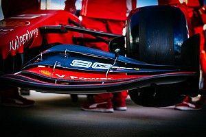 GALERIA: Veja detalhes dos carros da F1 no pit lane de Melbourne