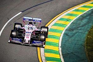 """Perez baalt van slecht begin in Melbourne: """"Dit is absoluut niet goed"""""""