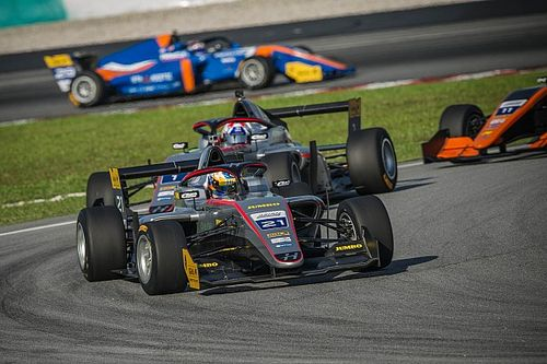 Format change creates Asian F3, TRS rivalry