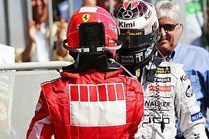 Partilerin kendisini daha iyi yaptığını düşünen Raikkonen: Ferrari ile 2005'te anlaştım