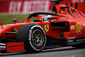 "Rosberg: Ferrari has pitched car aero in ""wrong place"""