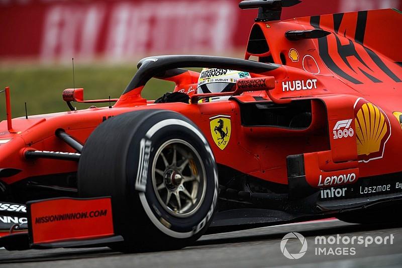Rosberg cree que Ferrari apostó por un concepto aerodinámico equivocado