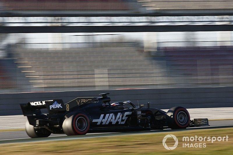 Ferrari y Haas sufren problemas de escape