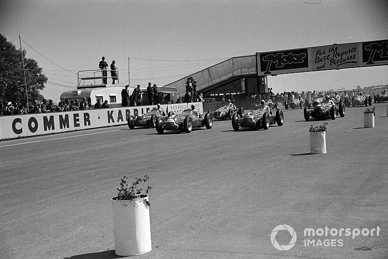 ¿Cómo fue la primera carrera de la F1?