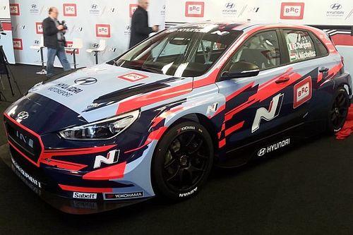 BRC presenta le sue due squadre Hyundai con la novità Lukoil e il quartetto Tarquini-Michelisz-Farfus-Catsburg