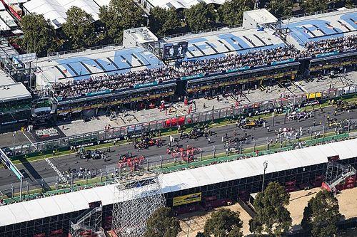 Le GP d'Australie perturbé par la grève des trams?