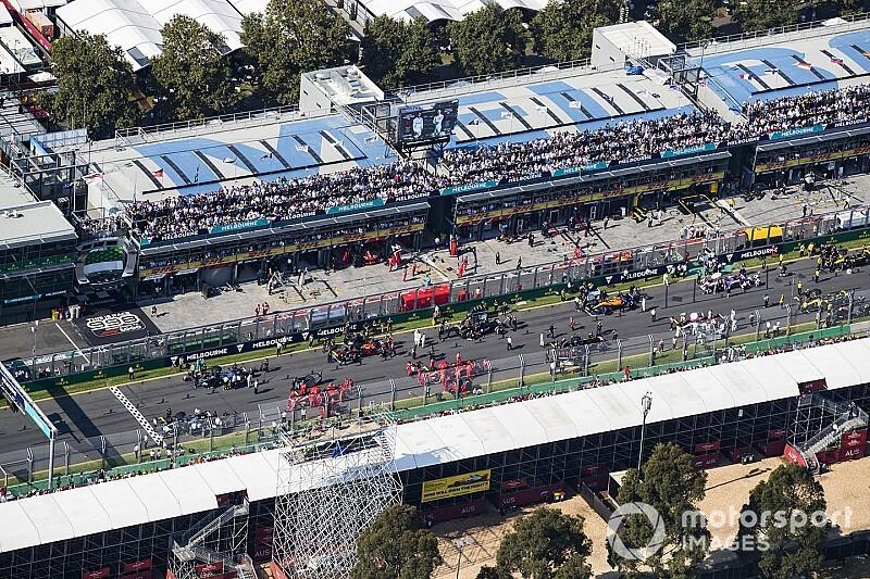Melbourne tram strike targets Australian GP