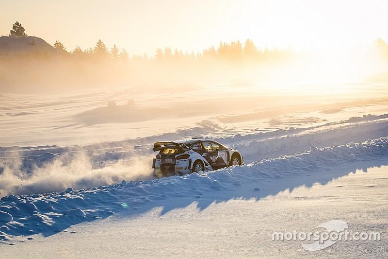 Galería: el primer rally de Valtteri Bottas en imágenes
