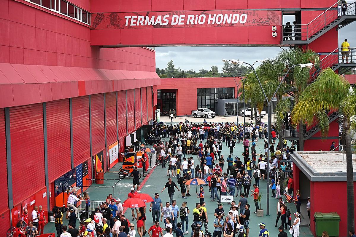 Argentina confirma sus fechas de MotoGP