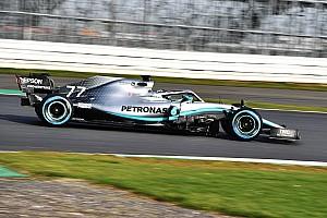 Beindították a Mercedes 2020-as F1-es gépének motorját: videó