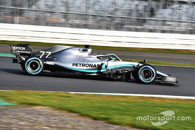 How Mercedes is pushing for perfection with W10