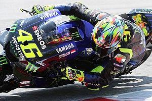 Rossi: Títulos perdidos me motivaram a competir até os 40