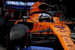 Sainz alatt is meglódult a McLaren