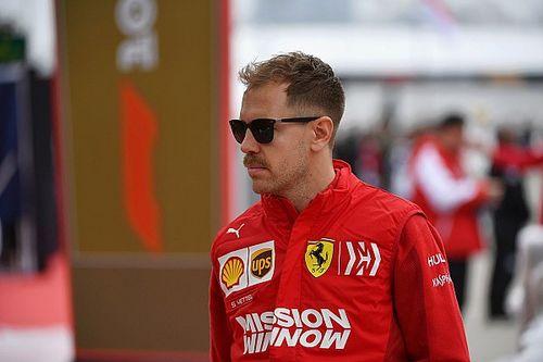 Vettel nem tudja, mi a Ferrari titka az egyenesekben