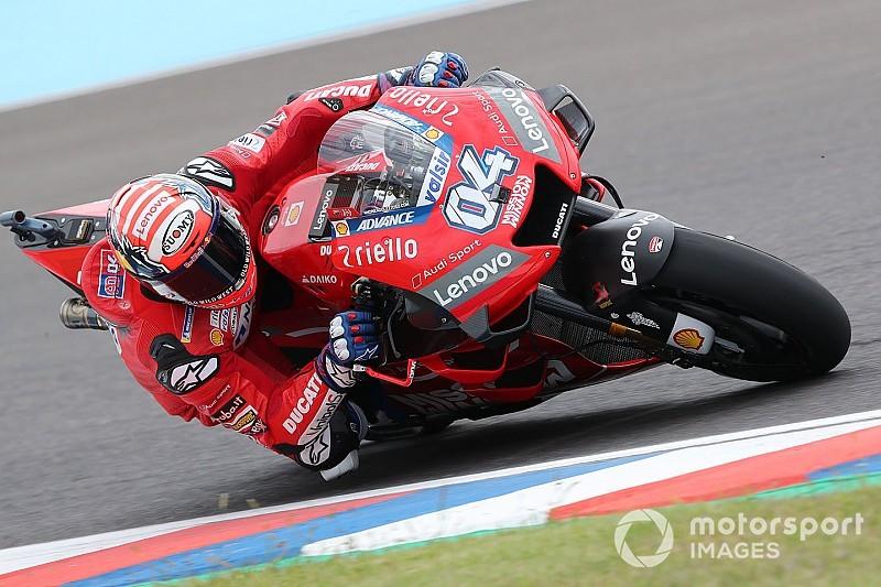 """Ducati, Dovizioso: """"A Jerez possiamo fare meglio che in passato, siamo migliorati"""""""