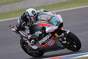 Moto2, Jerez, Libere 2: Schrotter precede di un soffio Marquez. 8° Di Giannantonio
