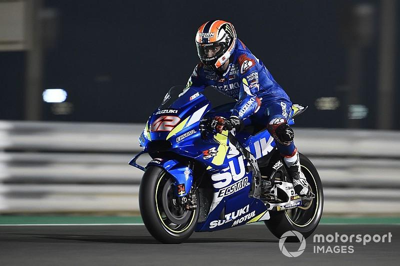 Katar MotoGP testi 2. gün: Rins en hızlısı, Rossi 19. oldu