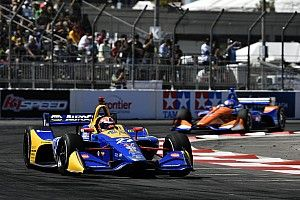 Long Beach IndyCar: Rossi edges Rahal, Dixon in third practice
