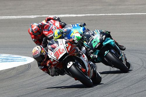 Nakagami feels growing Honda support after best finish