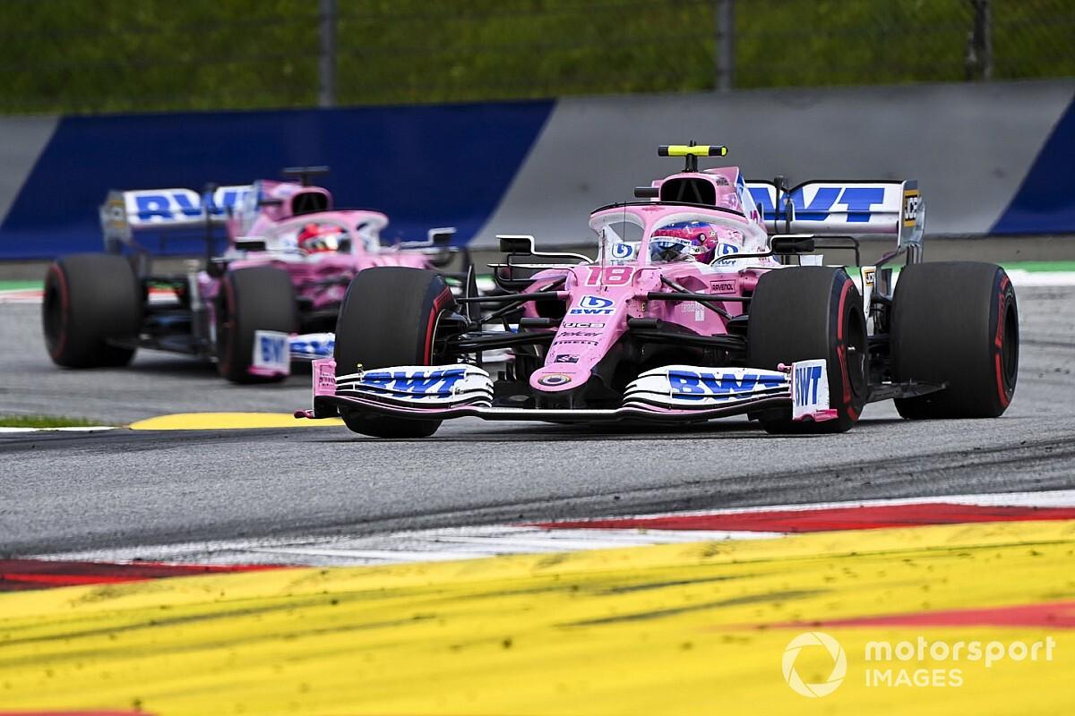 Renault dépose réclamation contre les Racing Point