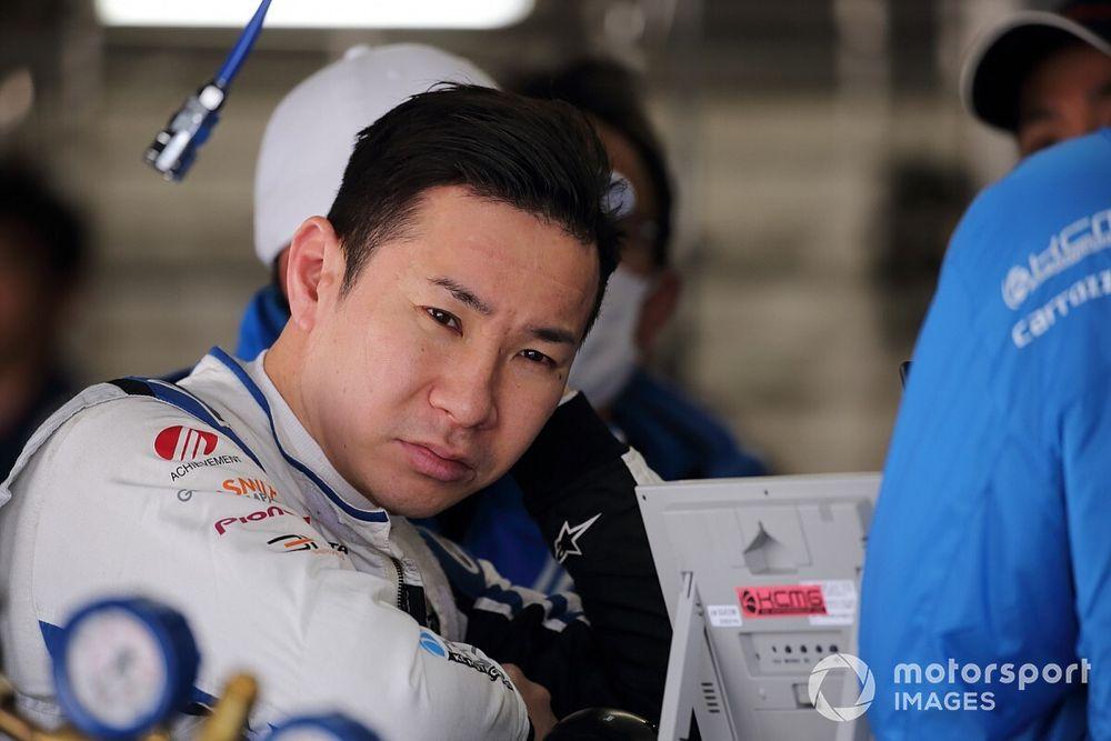 Kobayashi joins HubAuto Ferrari squad for Spa 24h
