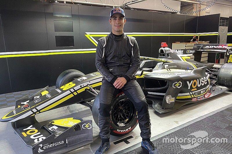 Sérgio Sette Câmara substitui Pietro Fittipaldi na Super Fórmula
