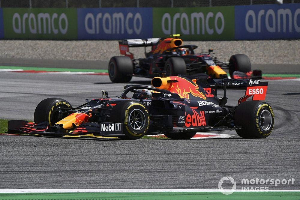 """Button: """"Nadie aniquila compañeros como Verstappen desde Senna y Schumacher"""""""