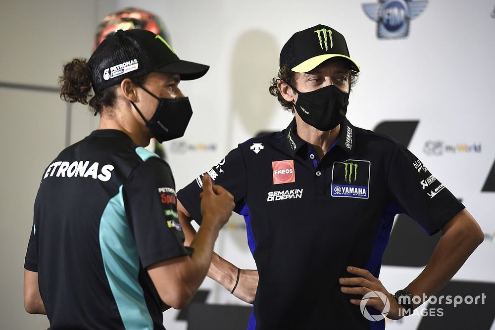 Morbidelli, 2021'de Rossi'yle savaşmak için sabırsızlanıyor