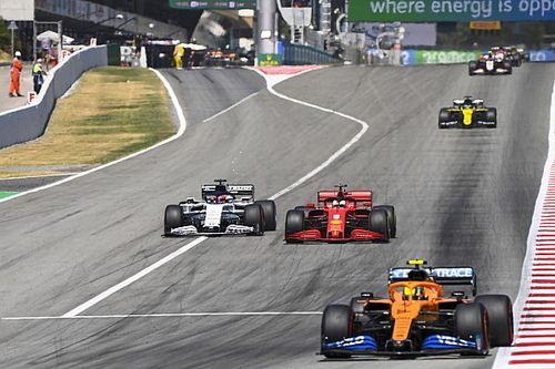 Ferrari miało inny plan