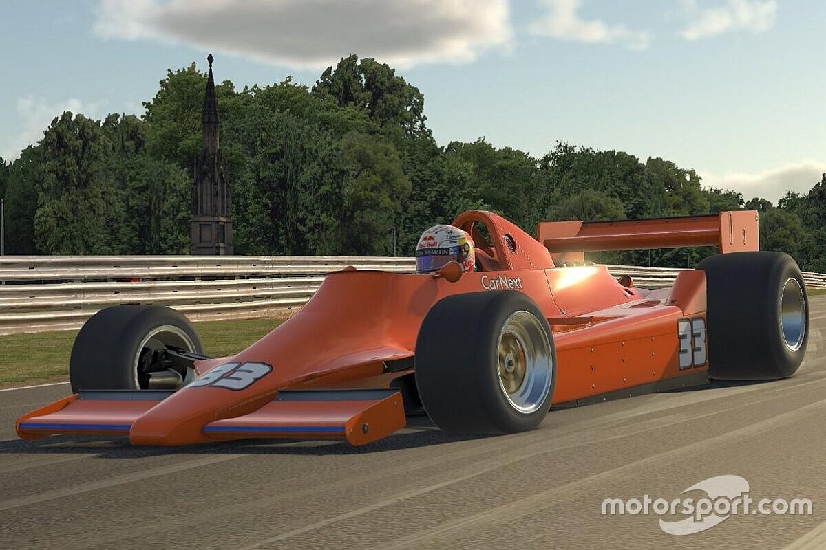 Verstappen tweemaal op podium bij 'Tribute to Motorsport Legends'