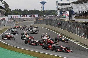 F1 news recap: 2012 Brazilian Grand Prix