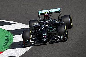 F1, Gran Bretagna, Libere 3: Mercedes davanti con Bottas